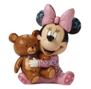 "Disney Minnie ""Bedtime Besties"", H11.5"