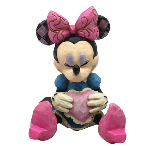 Disney Mini Minnie med Hjerte (481-k2-4054285)