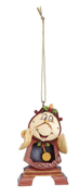 Disney Ornament Cogsworth - H7cm