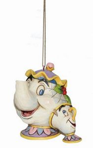 Disney Ornament Mrs. Potts, 6cm (481-k2-a21431)