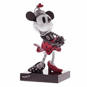 Disney by Britto Dekorasjonsfigur Steamboat Minnie, H17cm (481-k3-4059577)