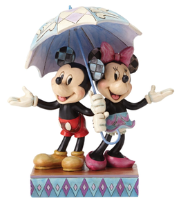 "Disney Mikke & Minnie ""Rainy-Day-Romance"" (481-K2-4054280)"