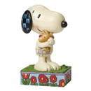 Jim Shore Snoopy og Woodstock, Hug-time