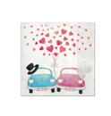 "BC Servietter ""Cars In Love""_20stk"