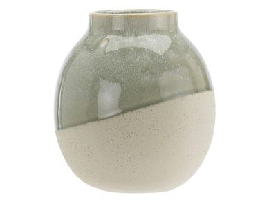 A Simple Mess Vase Skraa Frosty-Green,  Ø18cm (379-963693)