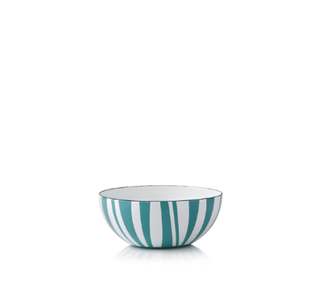 Cathrineholm Stripes Bolle Grønn, 10cm (364-100379504)