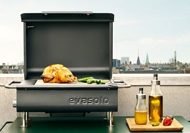 Eva Solo Box Gassgrill - Sort (333-571509)
