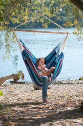 La Siesta Hengestol Currambera Blueberry Lounger