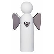 "räder Engel_""Angel to Stay"" Sølv_H17cm"