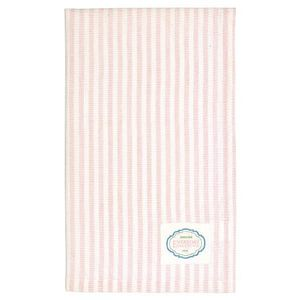 GreenGate Alice Stripe Kopphåndkle,  Rosa (478-COTTEAAALS1912)