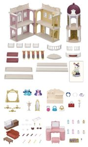 Sylvanian Families Gavesett Grand Department Store (351-6022)