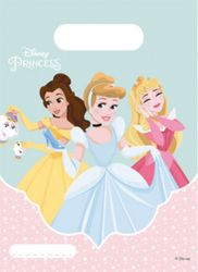 Prinsesse Dear to Dream Godteposer m/motiv, (6 pk)