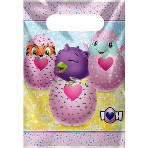 Hatchimals Godteposer - 8 stk (332-HATCLOOT)