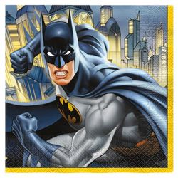 BATMAN Servietter - 16 stk
