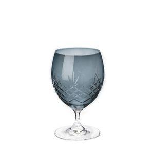 Frederik Bagger Crispy Sapphire Eightball Stettglass_2stk (433-10388)