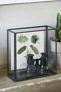 Riviera Maison Fransk Glass Fotobox Medium (443-366150)