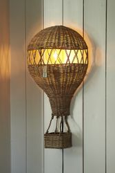 Riviera Maison Vegglampe Montgolfier Ballong