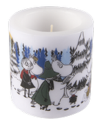 Mummi Kubbelys Winter Forest H8cm