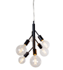 Globen Lighting Lampependel Comet Sort (205-255611)