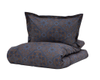 Halvor Bakke Sengesett Sir William Vintage-Indigo_140x200cm (479-109953)