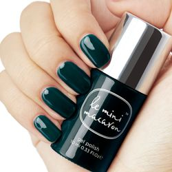 Le Mini Macaron Single Gel Polish_Winter Green