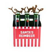 "Happy Star Adventskalender-kit ""Santas Reinbeer"""