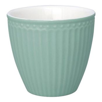 GreenGate Alice Latte Kopp_Dusty Mint