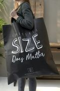 "Riviera Maison Shoppingbag ""Size does matter"""