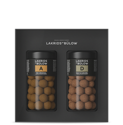 Lakrids by Bülow Black Box D+A, 530gr