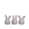 dbkd Easter Rabbit Triplets Pink (402-20190201dp)