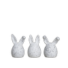 dbkd Easter Rabbit Triplets Dot (402-20190201wd)