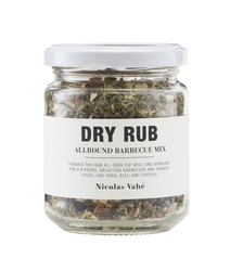 Nicolas Vahé Dry Rub Allround BBQ-Mix