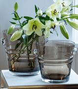 Jan Thomas The Bucket Isbøtte/Vase EarthBrown_24cm
