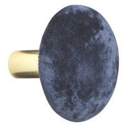 Cozy Living Velvet Fløyelsknagg Royal-Blue Large