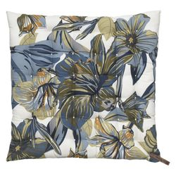 Cozy Living Nordic Basic Stolpute DustyBlue-Flower