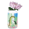 Mummi Glassvase In the jungle_H12cm (489-1715-012-03)