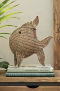 Riviera Maison Tropisk Fisk Rotting, 34cm