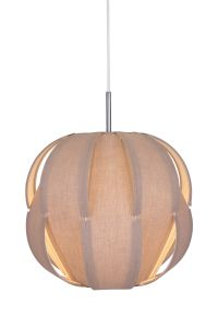 Globen Lighting Pendel Pavot 35 Beige (205-751202)