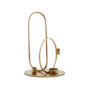 House Doctor Cirque Lysestake Brass 30cm (151-ph0033)