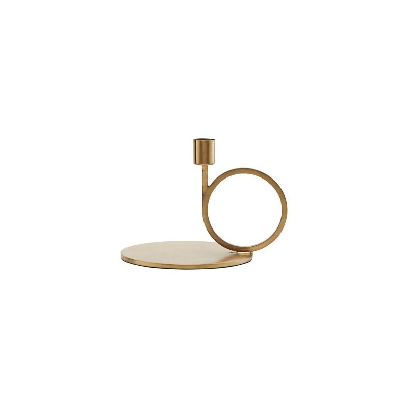 House Doctor Cirque Lysestake Brass 12.8cm (151-ph0035)