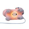 House Of Disaster LED Lampe Mini Katt (532-LEDCATBOW)