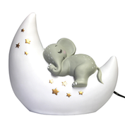 House Of Disaster Bordlampe Elefant