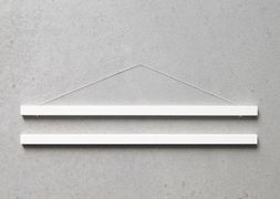 ChiCura Magnetic Frame Ash-White 51cm