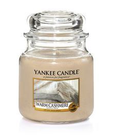 Yankee Candle Classic Warm Cashmere