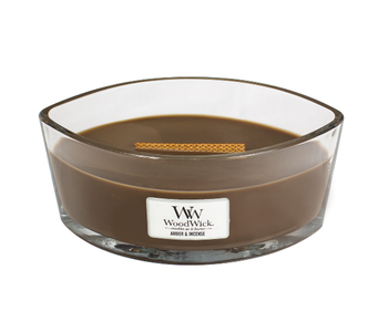 WoodWick Ellipse Amber & Incense (536-76041)