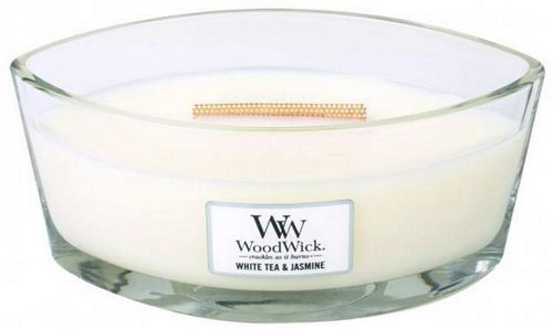 WoodWick Ellipse White-Tea & Jasmine (536-79470)