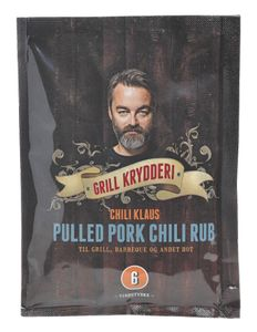 Chili Klaus BBQ Krydder Pulled Pork_(VS6) (509-17132)