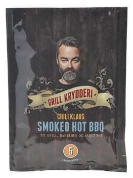 Chili Klaus BBQ Krydder Smoked Hot_(VS5) (509-17131)