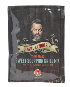 Chili Klaus BBQ Krydder Sweet Scorpion_(VS7) (509-17133)