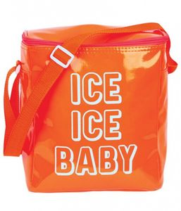 Sunnylife Beach Kjølebag Orange,  Small (439-S9ICOSNO)